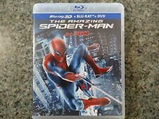 The Amazing Spiderman 3D BluRay 3D (Only)