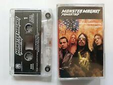 """MONSTER MAGNET - """"POWERTRIP"""", MC, TAPE, AUDIO CASSETTE [1998]"""