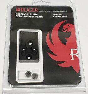 RUGER 57 Ruger-57 Optic Adapter Plate Vortex Viper Venom Burris Fastfire Mount