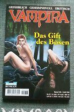 VAMPIRA - Bastei Taschenheft Band 38, Das Gift des Bösen, ungelesen, neu