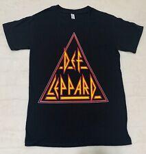 Def Leppard rock band T Shirt Rock Tee Metal pop unisex