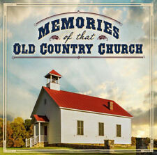 Various Artists : Memories of That Old Country Church CD (2013) ***NEW***