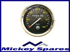 New 0-120Km Black SPeedometer P125X, P150X And P200E New SPeedo Vespa