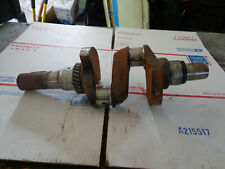 Crankshaft assembly casting 52 013 11 Kohler M20S , Magnum 20HP Twin Cub Cadet