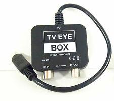1 x IO-Box TV Link Replicator RF Out Modulator For Sky HD Box Magic Eye