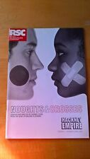 Richard Madden Early Performance Noughts and Crosses Theatre Programme 2008