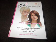 RARE DVD Alan D The School of Hairdressing London - ESSENTIAL COLOUR COLLECTION