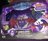 Lightseekers Awakening Grimglider Dread Order Flight Pack + Trading Card New