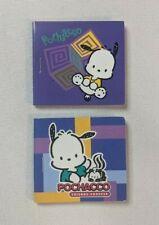 "Sanrio Mini Stickerbook:Tuxedosam or BadtzMaru Each Book appr2/""x2.25/"""