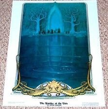 Lord Of The Rings Wizards Elves Things Poster #5 Watcher At The Gate Moria 1976