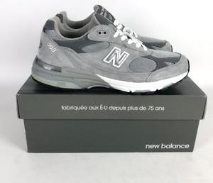 New Balance 993 Gray White - MR993GL MEN'S SIZES Original Brand New With Box