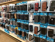 Wholesale Lot of 50pc Mix iPhone XS  Cases in Retail Package for Display