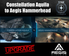 Star Citizen CCU Upgrade - Constellation Aquila to Hammerhead