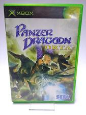 Xbox 1 juego-Panzer Dragoon ciudada (con embalaje original) PAL