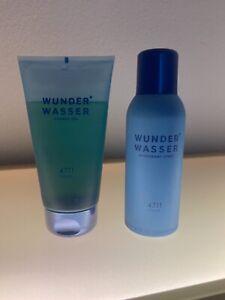 4711 Wunderwasser Deodorant & Shower Gel für Ihn 150 ml