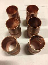 "(1) Elkhart 1-1/4"" x 1"" FxC Copper Reducer Bushing"
