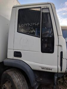 DRIVERS SIDE DOOR REMOVED FROM FORD IVECO 180 -24 BREAKING