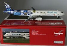 Herpa 557900 Airbus A321-231 Turkish Airlines TC-JRG in 1:200 Scale