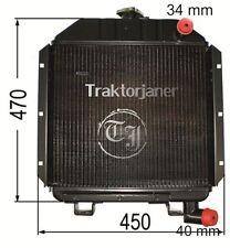 TjC524 Kühler für Traktor IHC 423 Vergl.Nr.3131579R91, Schlepper