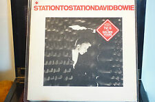 """David Bowie Station to Station RCA '76 Import Canada CPL1-1327 12"""" 33RPM VG"""