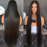 5*4.5 Silk Top Full Lace Wigs Malaysian Human Hair Lace Front  Wigs Pre Plucked
