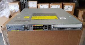 Cisco ASR1001-X 6 GE PORT Router w/ Dual Power Supply ASR1001