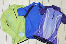 "3 x 32"" Chest Cycling Jerseys Vintage 2 Short 1 L Sleeve Shirts Pre-owned (254)"