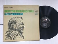 Glenn Yarbrough Baby The Rain Must Fall  RCA Dynagroove Stereo LSP3422 LP EX/VG+