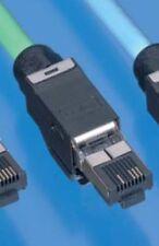 Lot/10 Tyco Electronics TE Connectivity IP20 1903526-1 RJ-45 Modular Plug