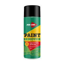AimOne Paint  Remover Spray Can Auto Car 450ml