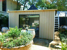 The sleep out granny flat home cabin studio