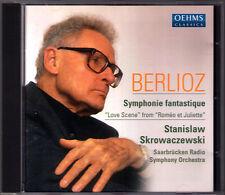 Stanislaw SKROWACZEWSKI: BERLIOZ Symphonie Fantastique Romeo et Juliette Love CD