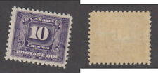 Mint Canada Postage Due Stamp #J10 (Lot #15320)