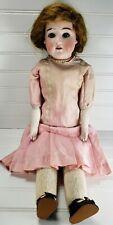 "Antique Rare Schoenau & Hoffmeister Rosebud 2500 Germany 5 Doll 23-1/2"""
