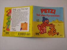 Pixi Nr. 917  Petzi bei den Pyramiden