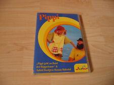 DVD Pippi Langstrumpf - Pippi geht an Bord der Hoppetosse - Inger Nilsson - Kult