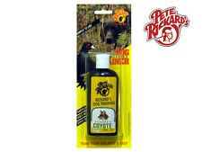 PETE RICKARDS 4 OZ. COYOTE HUNTING GUN DOG TRAINING SCENT - DE636