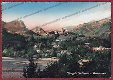 UDINE MOGGIO UDINESE 05 CASCATA Cartolina FOTOGRAFICA viaggiata 1958