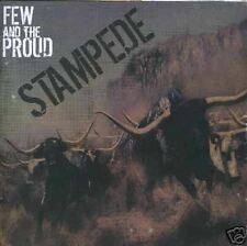 FEW & PROUD Stampede straightedge hardcore CHICAGO CD