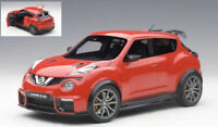 Nissan Juke R 2.0 2016 Red 1:18 Model 77457 AUTOART