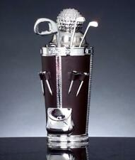 Tee Time 11-Piece Golf Bag Bar Set by Godinger (#327)