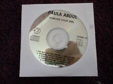 Paula Abdul - Forever Your Girl (CD) OPPOSITES ATTRACT**DISC ONLY**