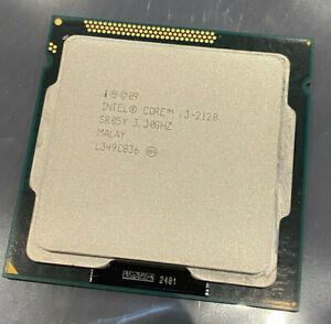 Intel Core Processor i3-2120 SR05Y 2 Core, 4 Thread, 3M Cache, 3.30 GHz