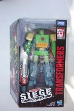 Transformers Siege: War for Cybertron WFC-S38 Springer + Battle Master Lionizer