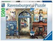Puzzle 1500 passaggio a Parigi - Jouets jeux de Société Ravensburger