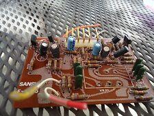 Sansui AU-9900A Amplifier Parting Out Midrange Board F-2575
