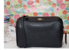 ❤️NWT Coach BENNETT Crossbody Bag Leather satchel tote handbag purse