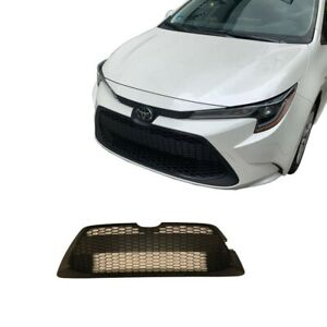 GRILLE FIT FOR TOYOTA COROLLA LE 2019-2021 LOWER FRONT BUMPER OEM GENUINE