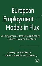 European Employment Models in Flux: A Comparison of Institutional-ExLibrary