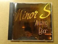 CD / MINOR STORIES: AMAZING BEAR